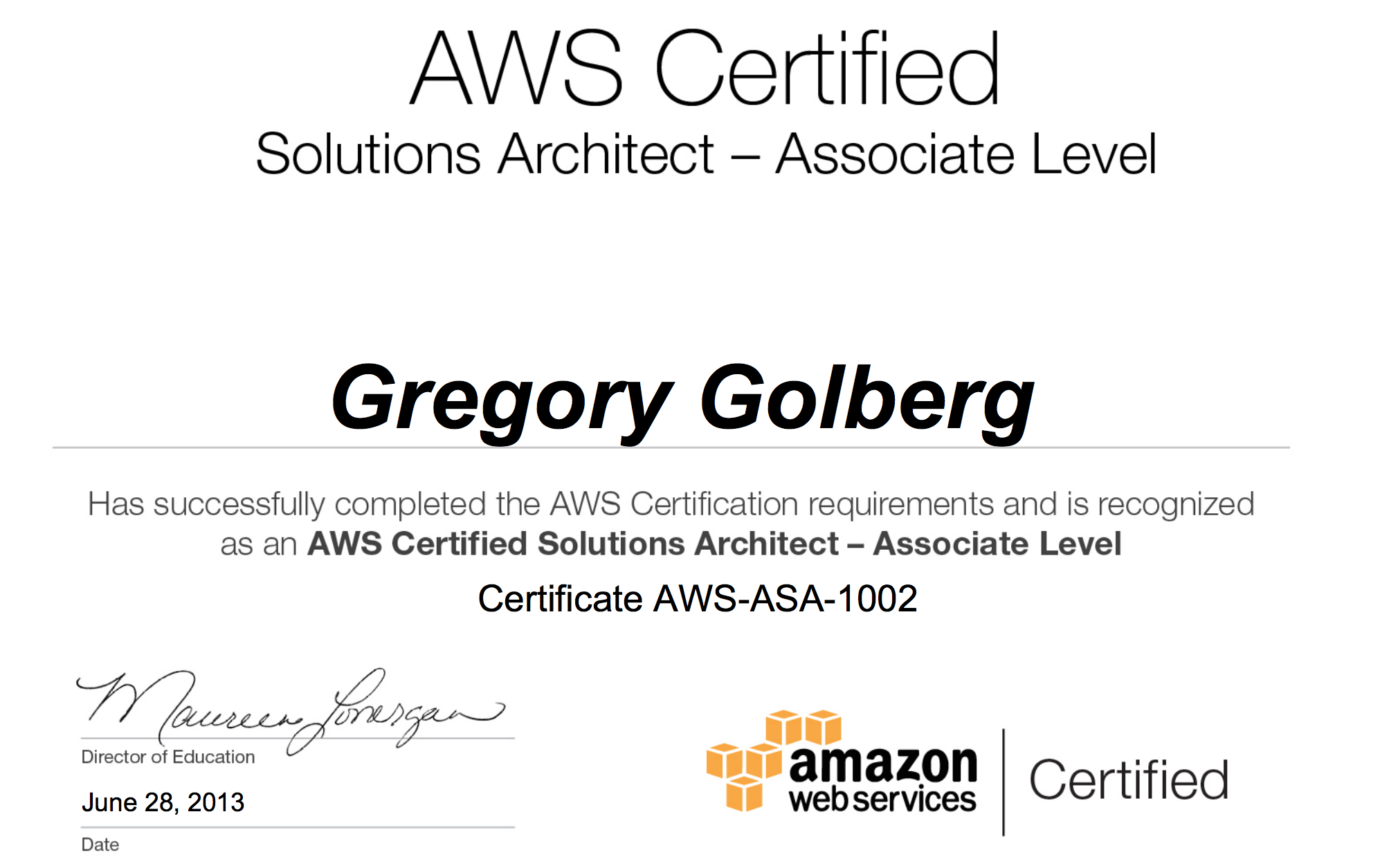 aws-architect